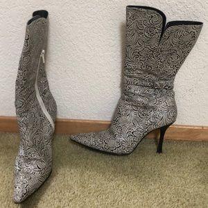 Vintage 90's Victoria Secret Boots size 7